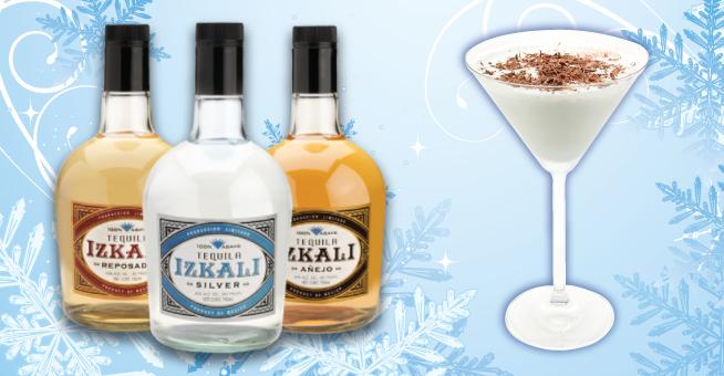 IZKALI Frostbite - Chocolate Tequila Martini