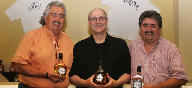 IZKALI Tequila Launch with Arnaldo Richards, Paul Pacult and AlexRichards