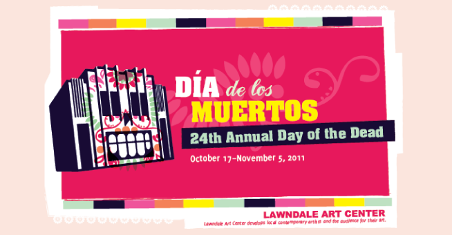 Lawndale Arts Center - 24th annual dia de los muertos celebration