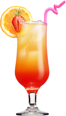 Tequila sunrise cocktail  IZKALI Tequila Sunrise Recipe